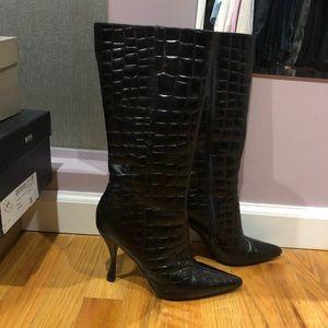 Via Spiga mid calf boots